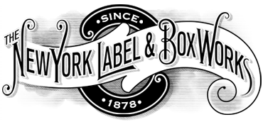 New York Label & Box Works Logo